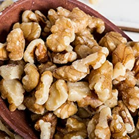 カリフォルニア産 100% クルミ LMP 生 1kg  割れ 無塩 無添加 Walnuts 業務用