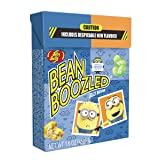 1.6oz BeanBoozeld Jelly Belly Jelly Beans Minion Edition Flip Top Box (1 Pack) (Tamaño: 1 Pack)