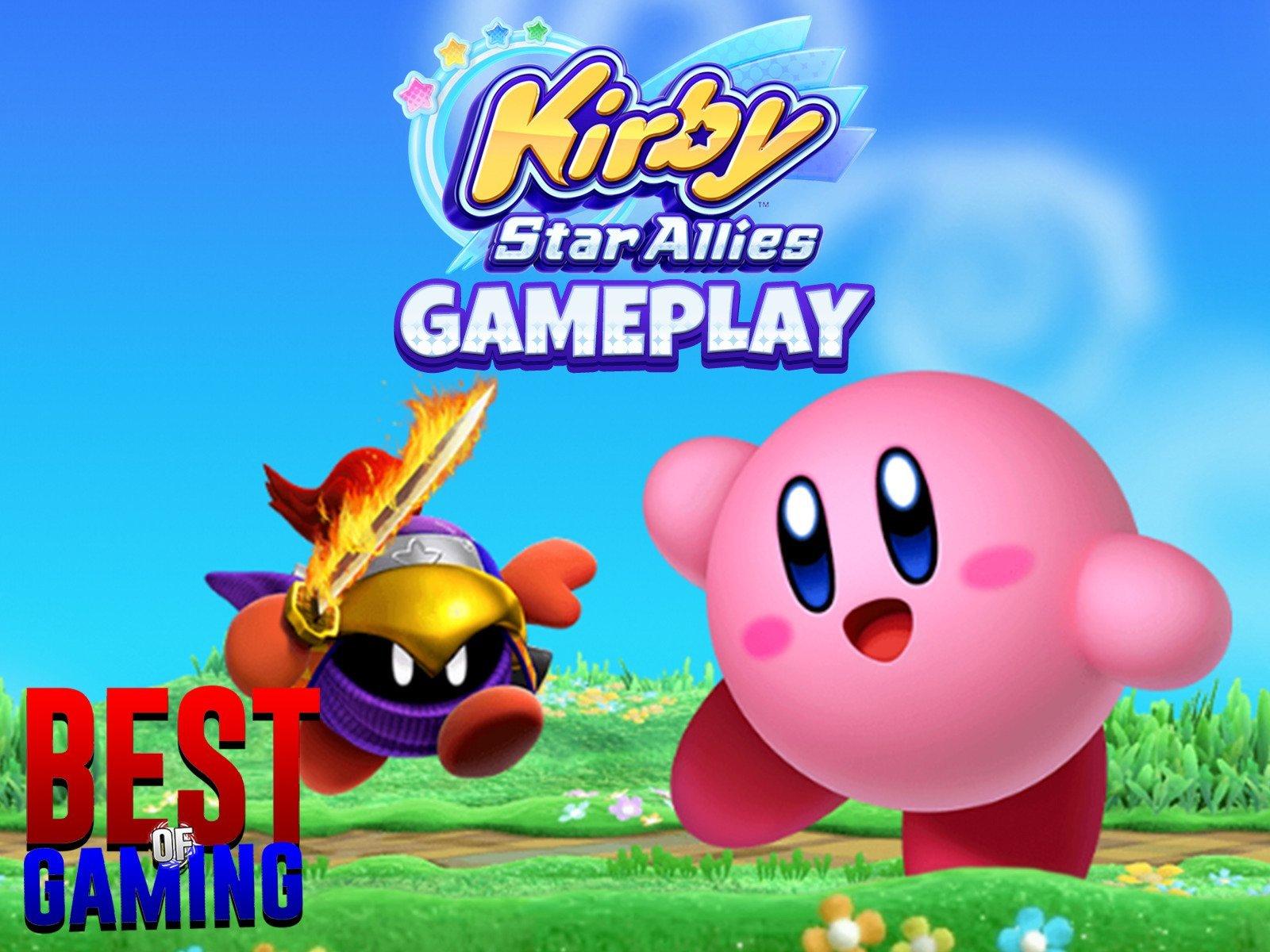 Clip: Kirby Star Allies Gameplay - Best of Gaming! - Season 1