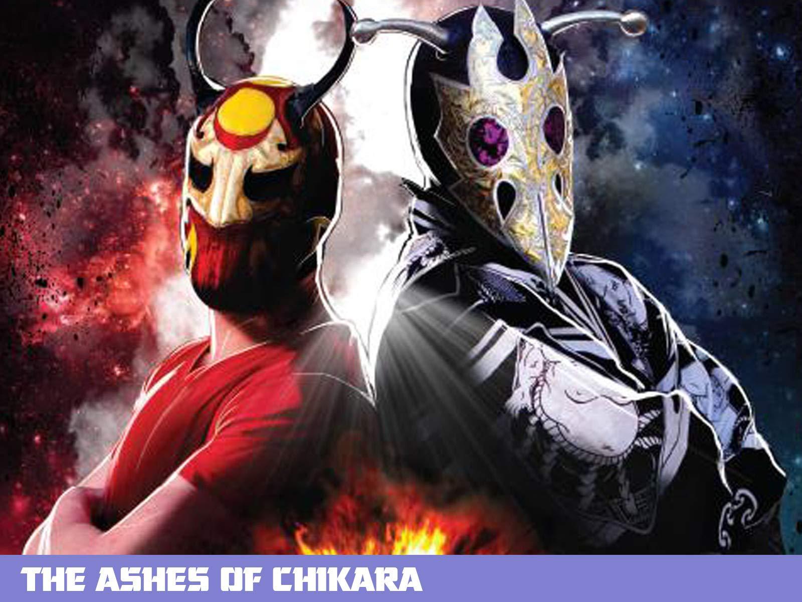 Chikara on Amazon Prime Video UK