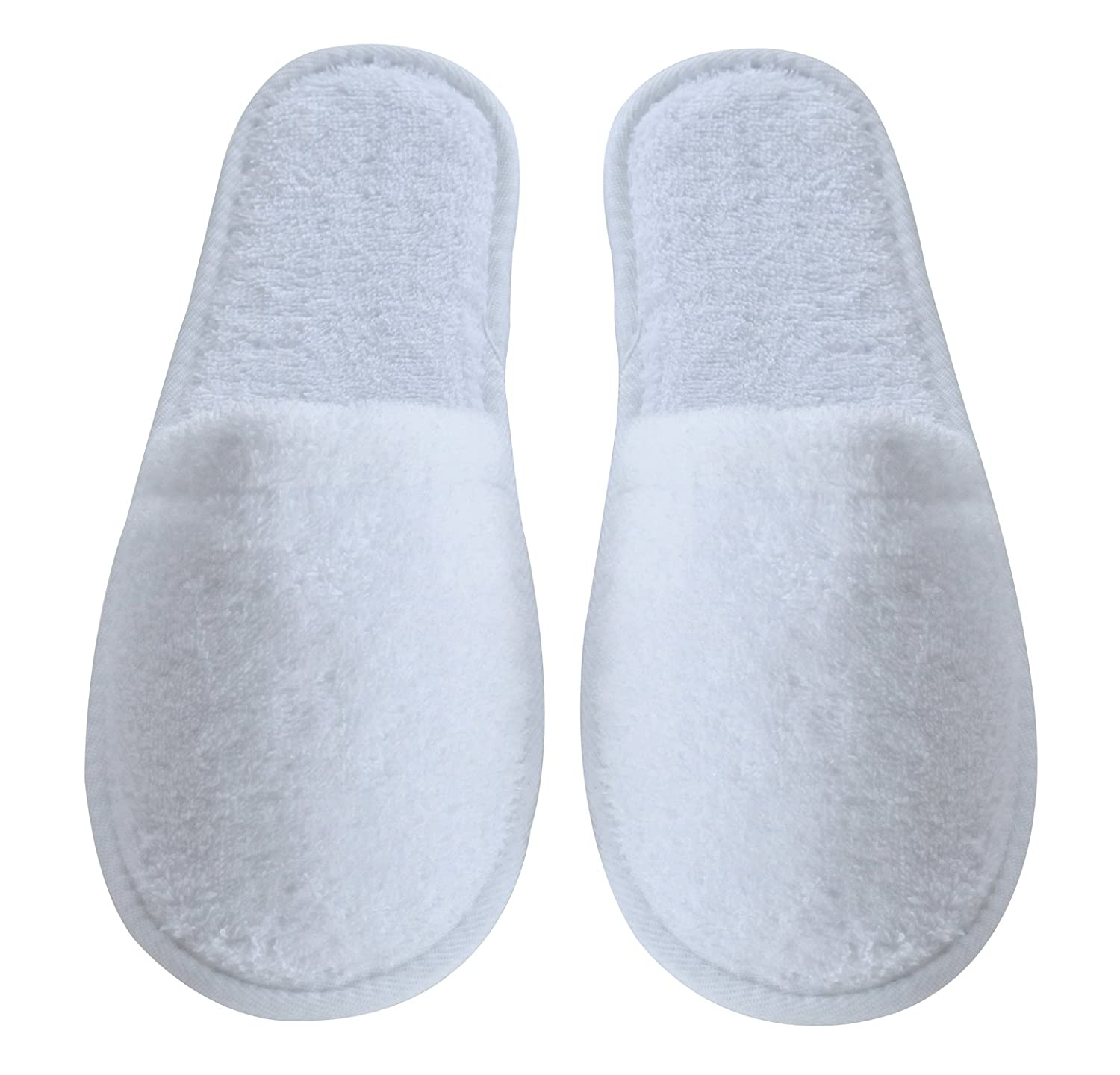 Arus Men's Turkish Terry Cotton Spa Slippers, One Size Fits Most andao one size fits all