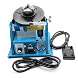 Rotary Welding Positioner Turntable Table Mini 0-90ºWelding Positioner Positioning Turntable 2.5