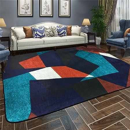 Alfombra Nórdica Moderna Simple Sala de estar Dormitorio Mesa de centro Sofá Escritorio de la cabecera Manta Rectángulo Manta ( Tamaño : 190cmX240cm )