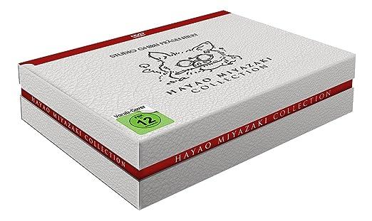 Hayao Miyazaki Collection, DVD