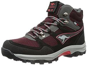 KangaROOS Sentry Mid Women, Chaussures de randonnée femme   l'examen des produits de plus amples informations
