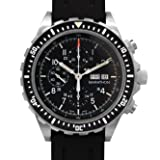 MARATHON WW194014 CSAR Swiss Made Military Issue Chronograph Pilot Automatic Watch with Tritium