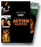 Cover art for  Action Collector&#039;s Pack (Narrow Margin/Air America/CutThroat Island)