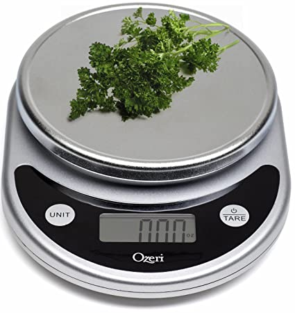 Ozeri Pronto Digital Multifunction Kitchen and Food Scale,