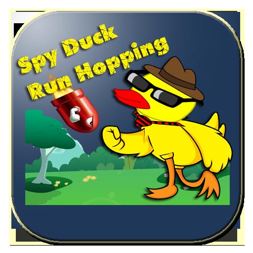 Spy Duck Run Hopping