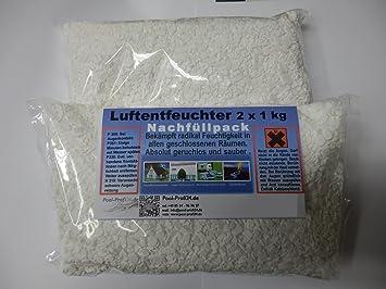 Luftentfeuchter Entfeuchter Feuchtigkeit 4x250gr Beutel