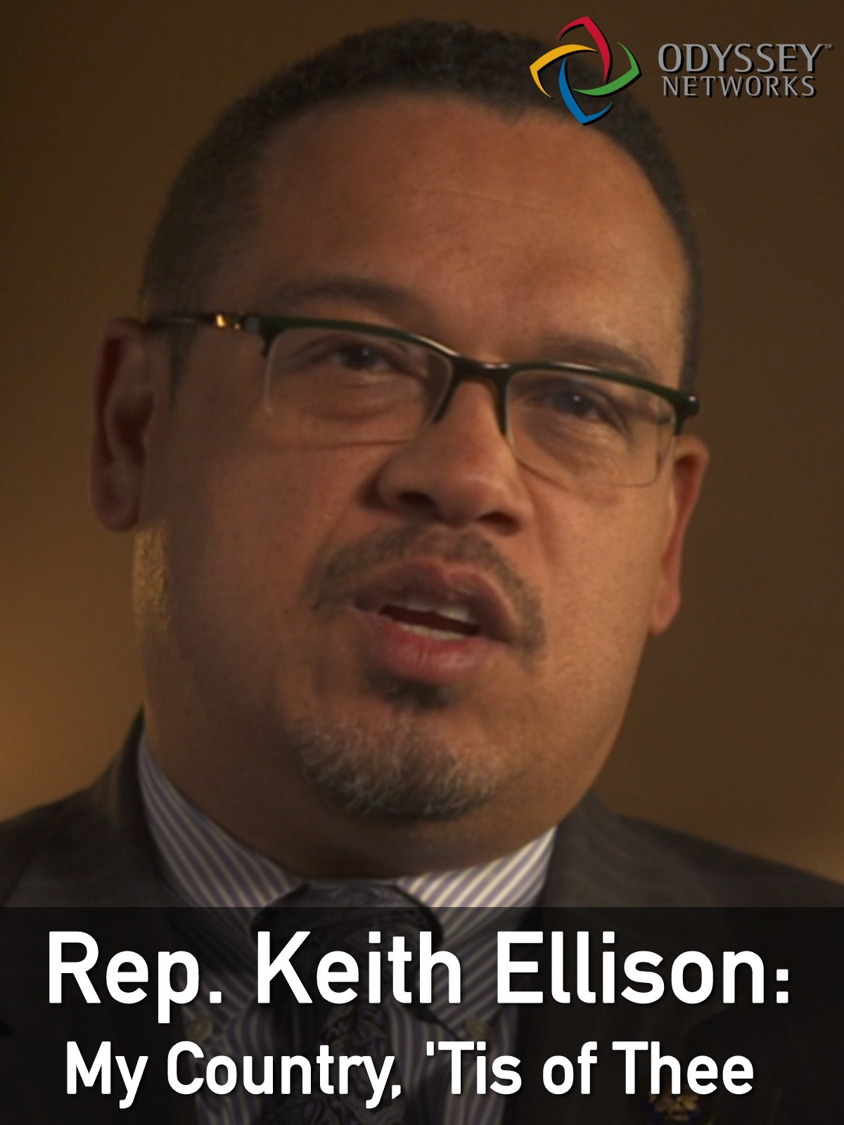 Clip: Rep. Keith Ellison: My Country, 'Tis of Thee