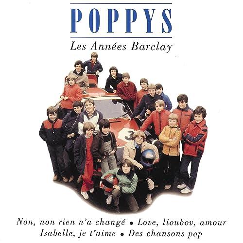 Les Poppy's Les Annees Barclay