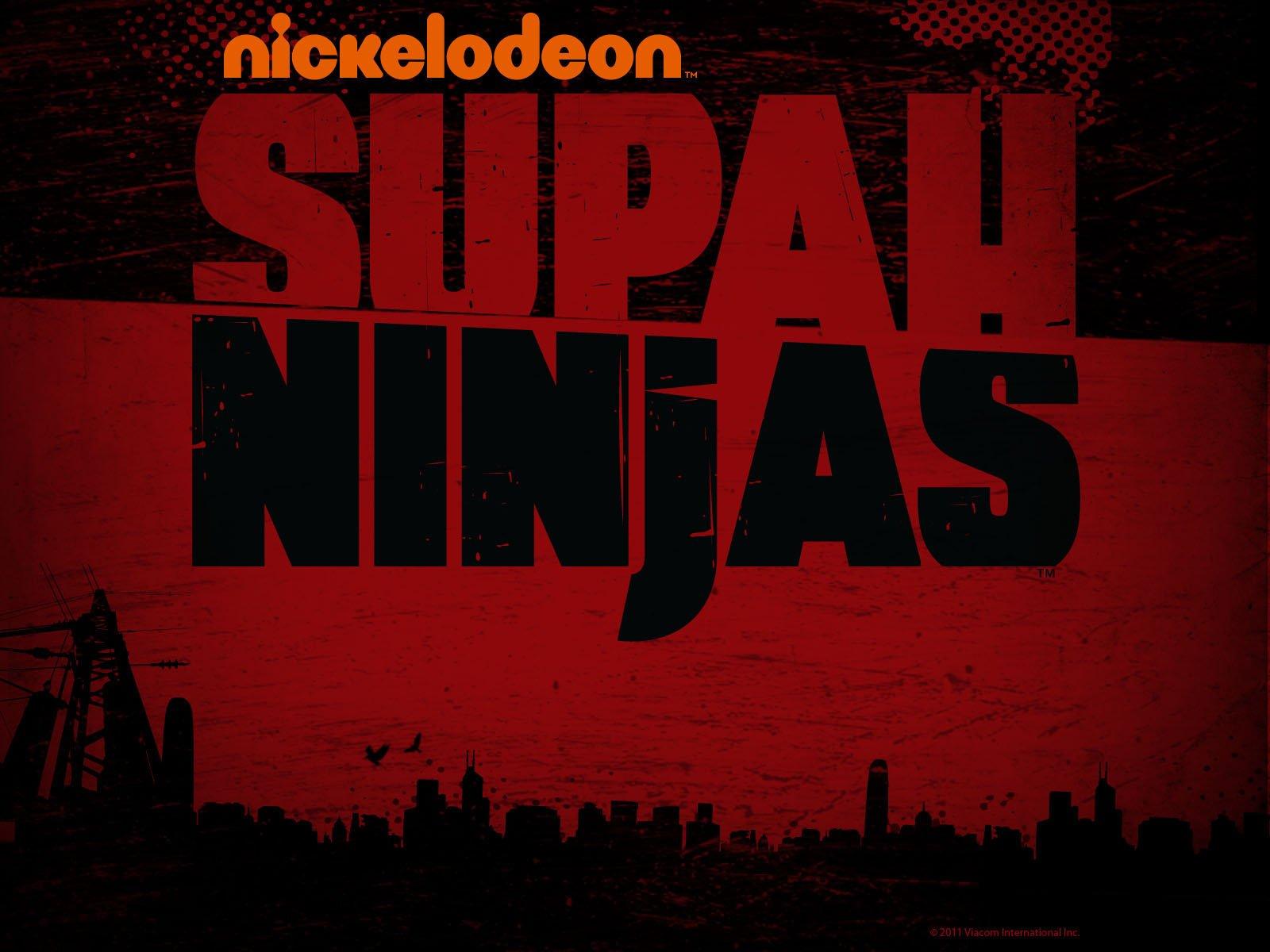 Supah Ninjas!