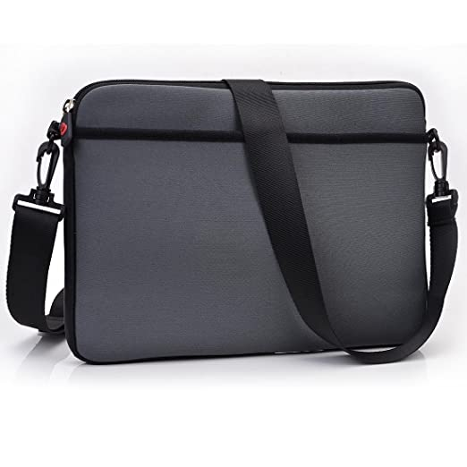 Charcoal Premium Neoprene Tablet Bag Universal Fit For Lava Xolo Play Tegra Note available at Amazon for Rs.4900