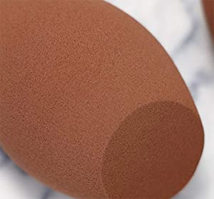 JPNK 4? Makeup Sponges with Foundation Makeup Brush,Latex-free for Blending Liquid, Cream or Flawless Powder Cosmetics