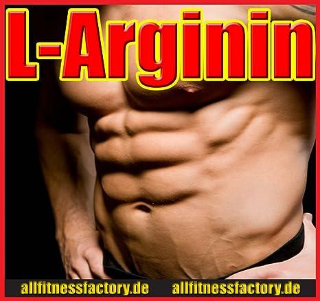 L-Arginin Anti Aging Potenz Muskelaufbau 360*820mg Caps (0,072 EUR/1 Kapsel)