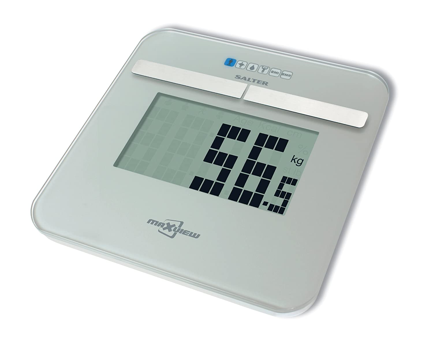 Salter Easyview Electronic Personal Scale Electronic Scale Uk