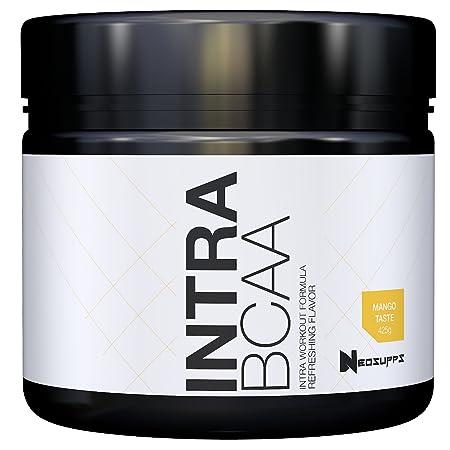 Neosupps INTRA BCAA Mango, 1er Pack (1 x 425 g)