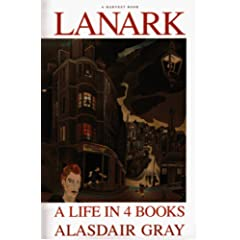 Lanark (Harvest Book) by Alasdair Gray