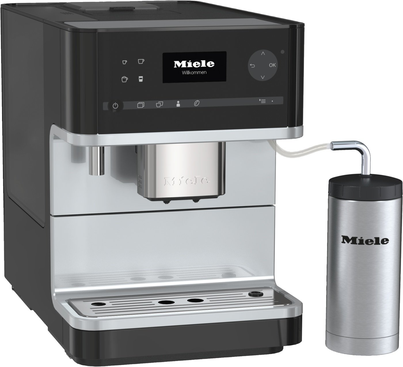 Miele kaffeevollautomat top 5 for Miele vollautomat