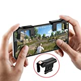 Creazy Phone Mobile Gaming Trigger Fire Button Handle for L1R1 Shooter Controller PUBG