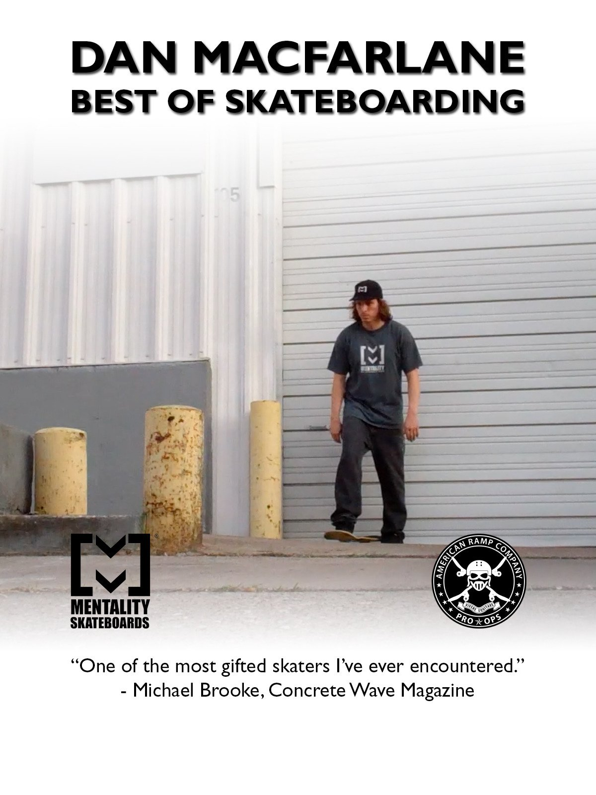 Dan MacFarlane Best Of Skateboarding on Amazon Prime Instant Video UK