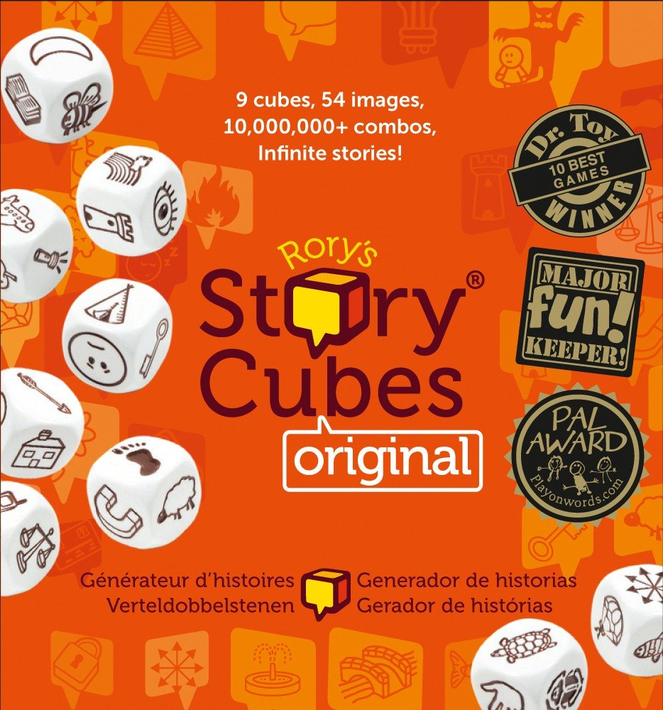 Story Cubes -Buy Now