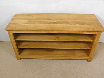 O juegos matlby de la unidad, pie y armario, 1300 x 550 mm, 2 estantes, ideal mesa baja para lounge