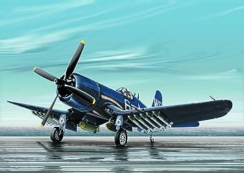 Italeri - I062 - Maquette - Aviation - Corsair F4U-4B - Echelle 1:72