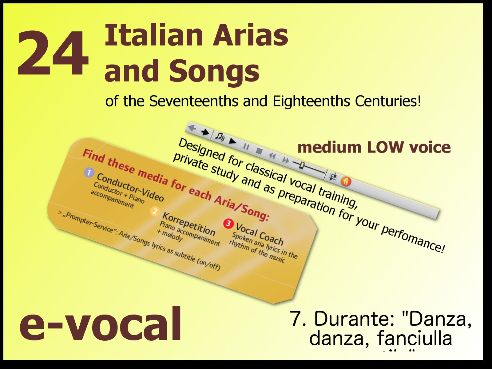 24 Italian Songs and Arias - Season 4