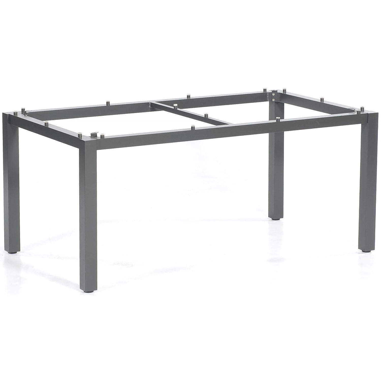 Sonnenpartner Gartentisch Tisch System Base Style Aluminium Old Teak 200×100 cm günstig