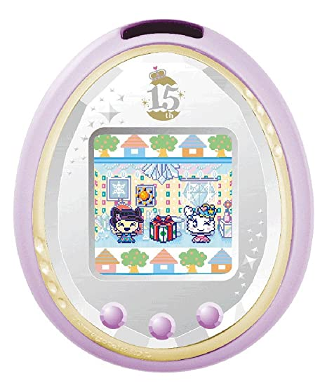 Tamagotchi iD L 15th Anniversary ver. Royal Purple