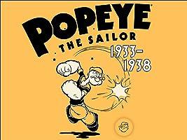 Popeye the Sailor: Volume 1 - 1933-1938