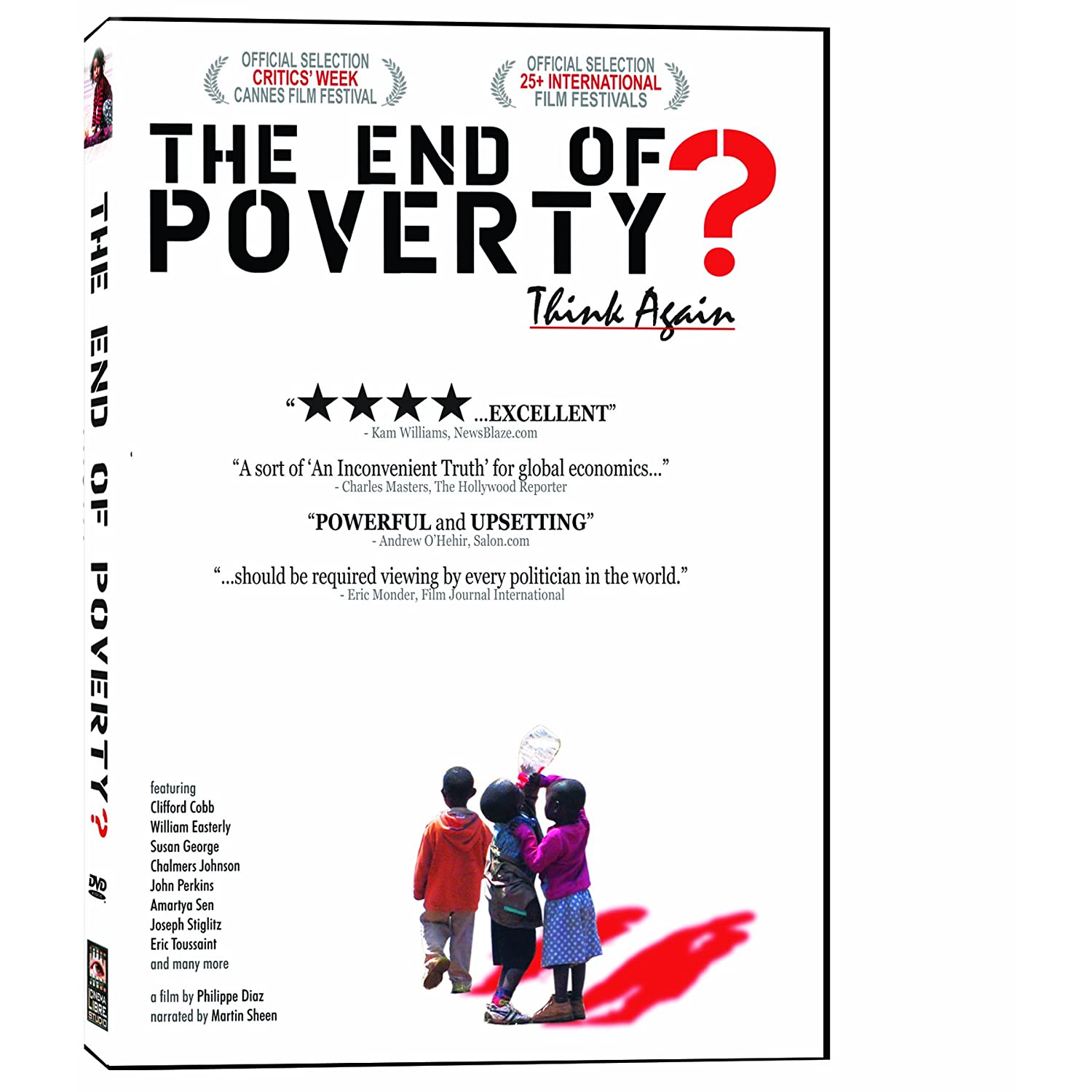 ¿El Fin de La Pobreza? [The End Of Poverty?] [DvdRip] [Ingles - Sub] [TF-BS]