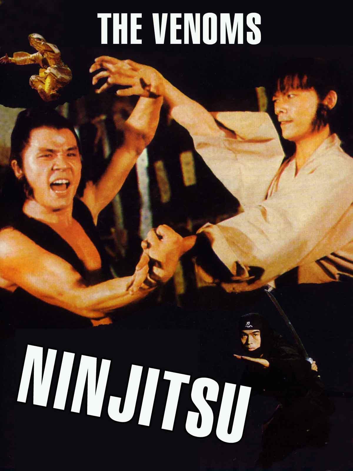 Ninjitsu on Amazon Prime Video UK