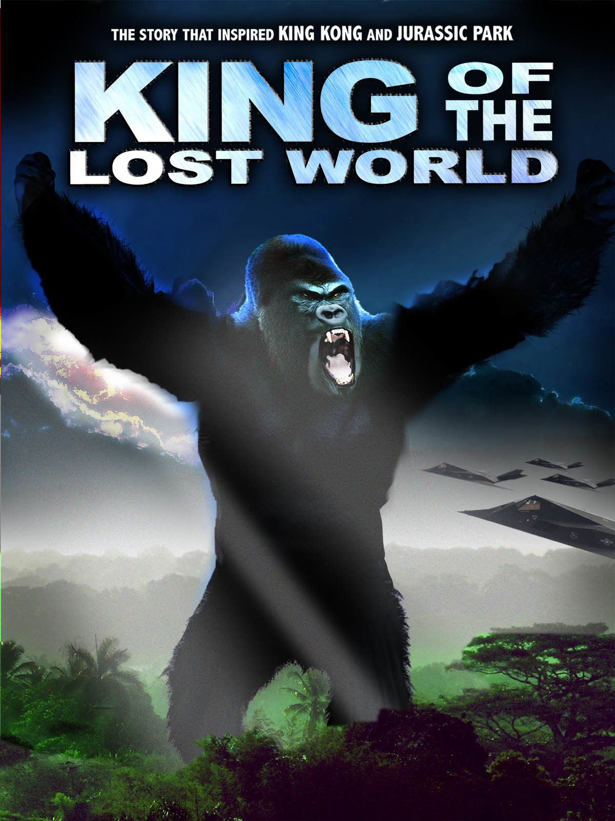 King of the Lost World on Amazon Prime Instant Video UK