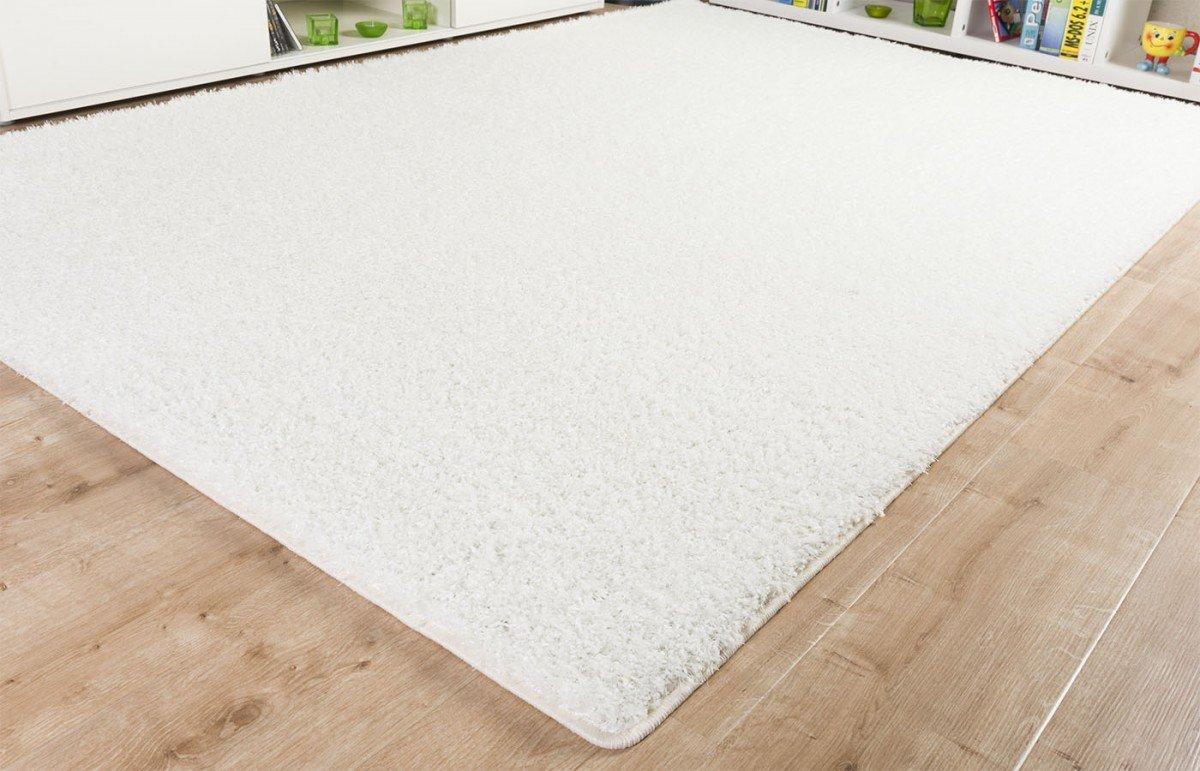 Hochflor Langflor Teppich Loredo weiß, Größe Auswählen200 x 250 cm  Kundenbewertung und Beschreibung