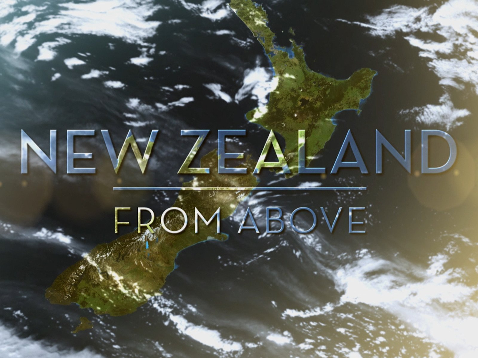 New Zealand from Above on Amazon Prime Instant Video UK