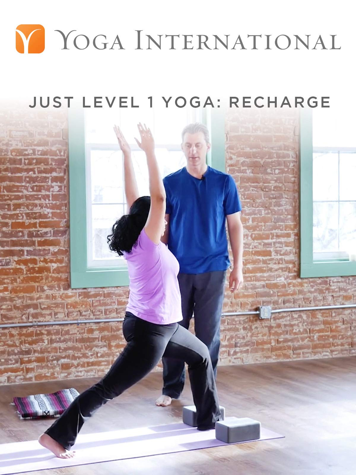 Just Level 1 Yoga: Recharge