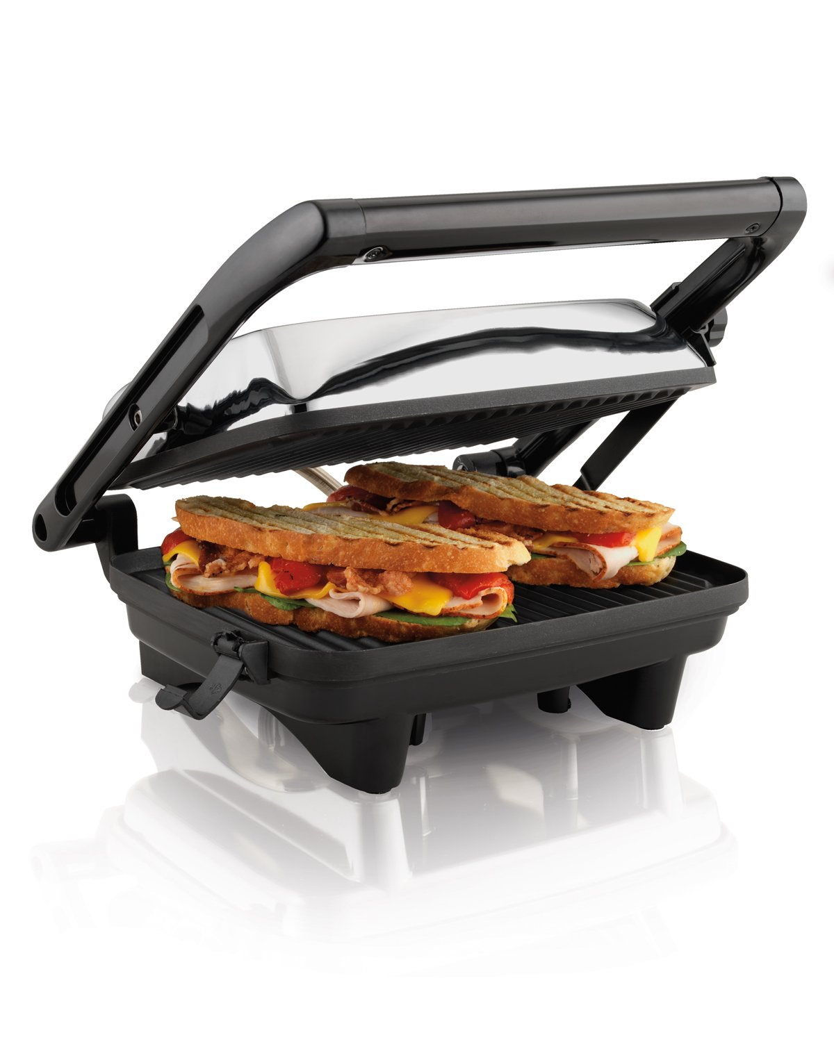 Hamilton Beach Sandwich Maker | amazon.com