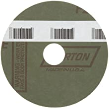 Norton Gemini Metalite F226 Abrasive Disc, Fiber Backing, Aluminum Oxide