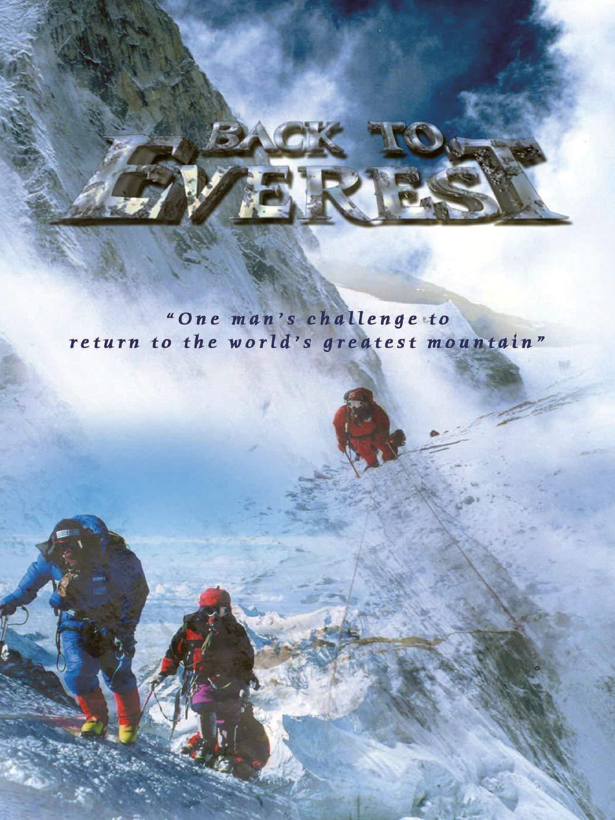 Back To Everest