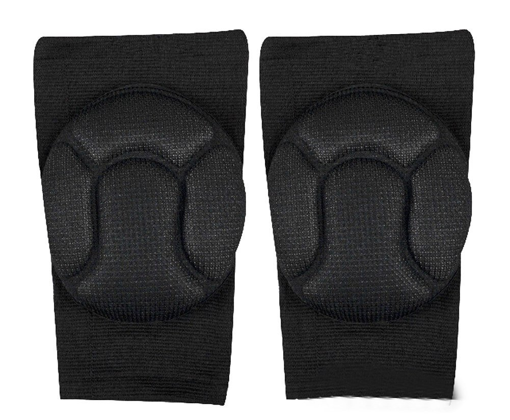 Eforstore Thicken Sponge Knee Pads Breathable And Comfortable Essential For Outdoor Sports Climing Biking Skating Hiking kaaral стойкий безаммиачный краситель 6 30 темный золотистый блондин kaaral baco soft ammonia free af6 30 60 мл