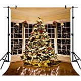 OUYIDA 10X10FT Seamless Christmas Theme Pictorial cloth Customized photography Backdrop Background Studio Prop TN15A (Color: TN15, Tamaño: 10X10FT)