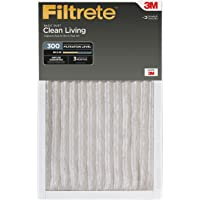 6-Pack Filtrete Basic Dust Filter in Various Sizes