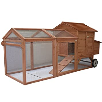 pawhut chicken coop d3-0025 2