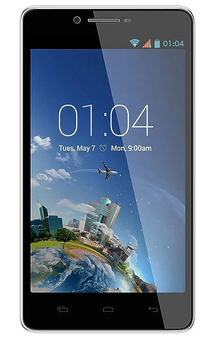 Kazam Trooper2 6.0 Smartphone débloqué 3G+ (Ecran: 6 pouces - 4 Go - Double SIM - Android 4.2.2 Jelly Bean) Blanc