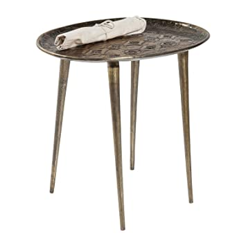 Table d appoint Troja 53 cm Kare Design