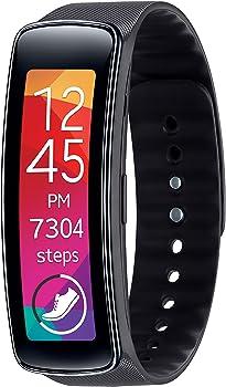 Samsung Gear Fit Fitness Smartwatch
