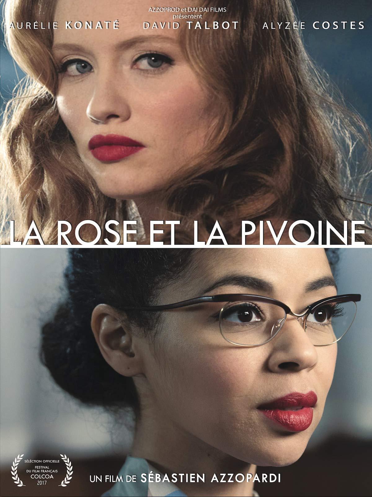 Rose & Peony, A War of Flowers (La Rose et la Pivoine)
